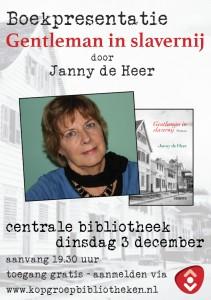 poster Janny de Heer