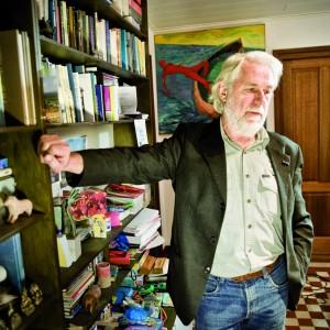 Van Reen start zaterdag een feulleton in onze krant: de lichtverkoper.