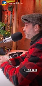 LexPaleauxRadio105