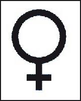 vrouwenteken