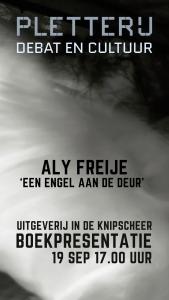19 SEP Boekpresentatie FREIJE Artscreen 1080x1920